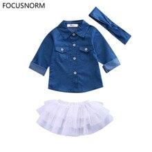 b4e85c2ec Compra girls denim shirt tutu y disfruta del envío gratuito en ...