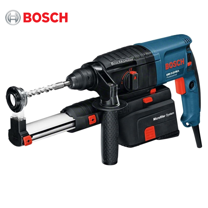 Electric rotary hammer Bosch GBH 2-23REA men s rechargeable rotary electric shaver