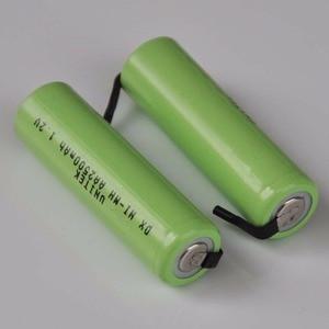 2-5PCS Ni-Mh 1.2V AA rechargea