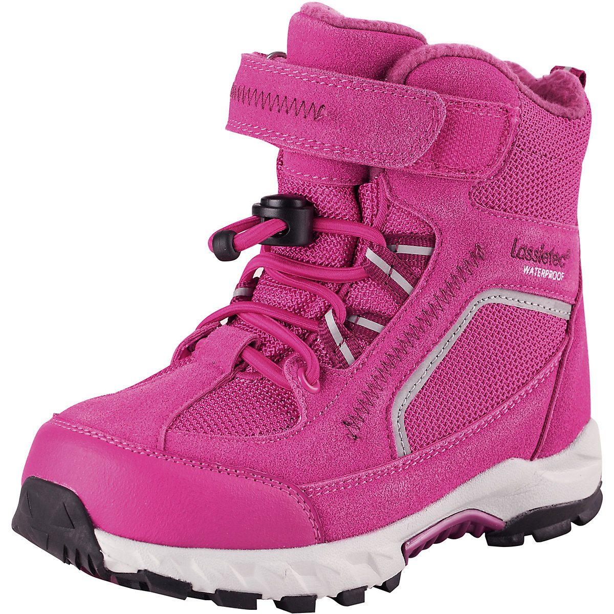 Boots LASSIE for girls 8623239 Valenki Uggi Winter shoes Children Kids