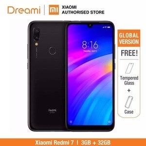 Image 2 - הגלובלי גרסת Xiaomi Redmi 7 32GB ROM 3GB זיכרון RAM (חדש לגמרי וחתום תיבת) redmi7 smartphone נייד
