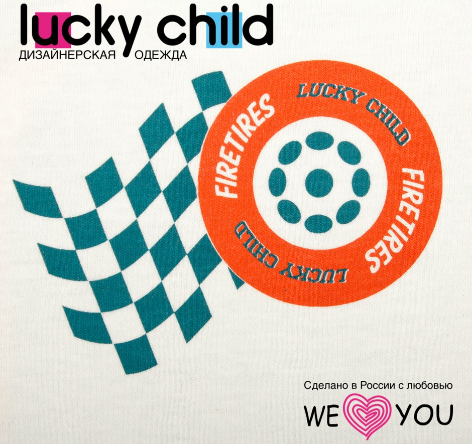 Baby Hoodies & Sweatshirts LUCKY CHILD for boys 21-7