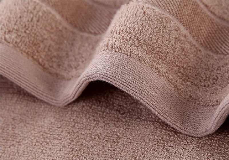 Serviette de bain en bambou épais de luxe accueil hôtel serviettes de bain pour adultes hommes Camping Sport serviette famille douche serviettes salle de bain toallas