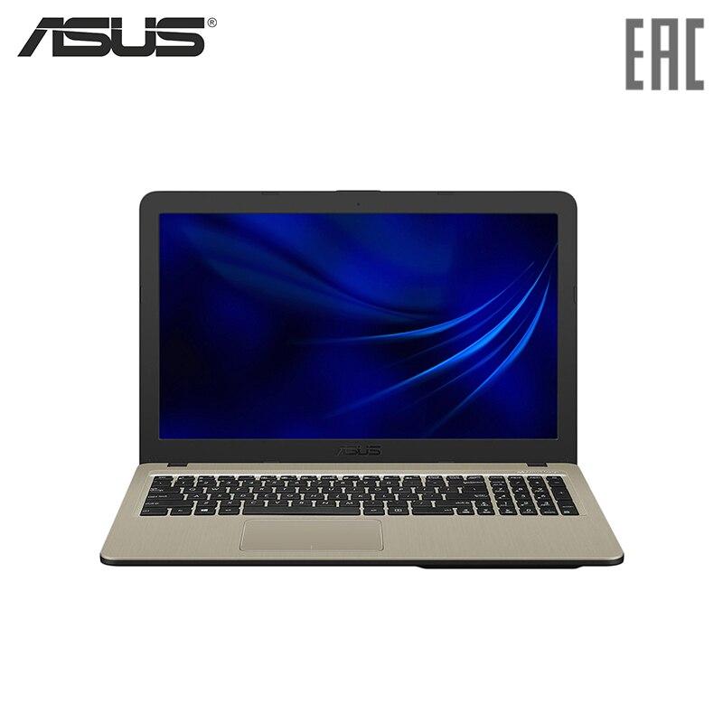 """Laptop Asus X540NA-GQ005 15.6""""/N3350/4Gb/500Gb/noDVD/Linux brown (90NB0HG1-M04350)"""