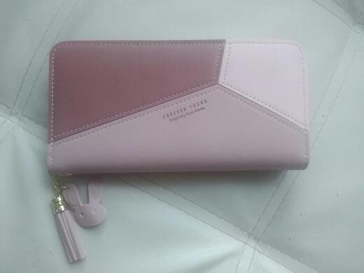 кожаный бумажник женщин; Основной материал:: ПУ; роскошные;