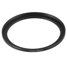 UXCELL Suitable Model 77Mm To 86Mm Digicam Filter Lens 77Mm-86Mm Step Up Ring Adapter common