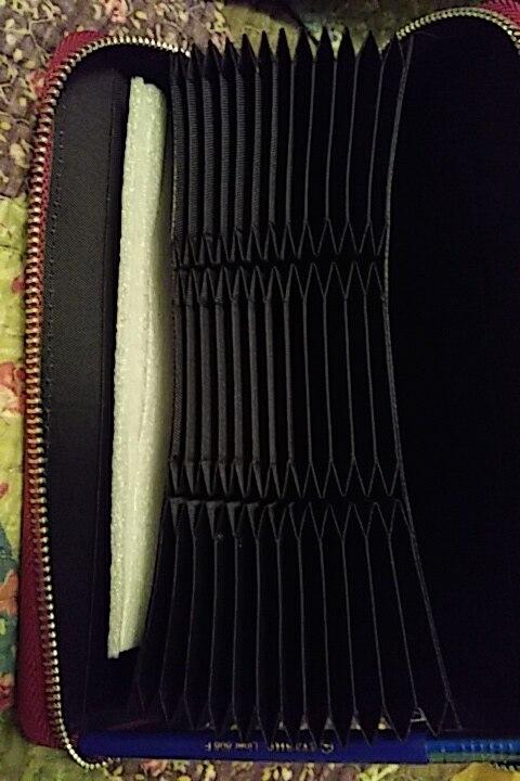 Lederen RFID Blocking Creditcardhouder Mannen Anti-diefstal Reizen Paspoort Lange Portemonnee Vrouwen Zakelijke ID Houder 36-kaarten Portemonnee photo review