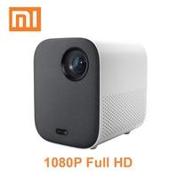 2019 Xiaomi Mijia проектор Молодежная версия Full HD 4 к ТВ видеопроектор Портативный 1080 P мини-проектор DLP дома кино