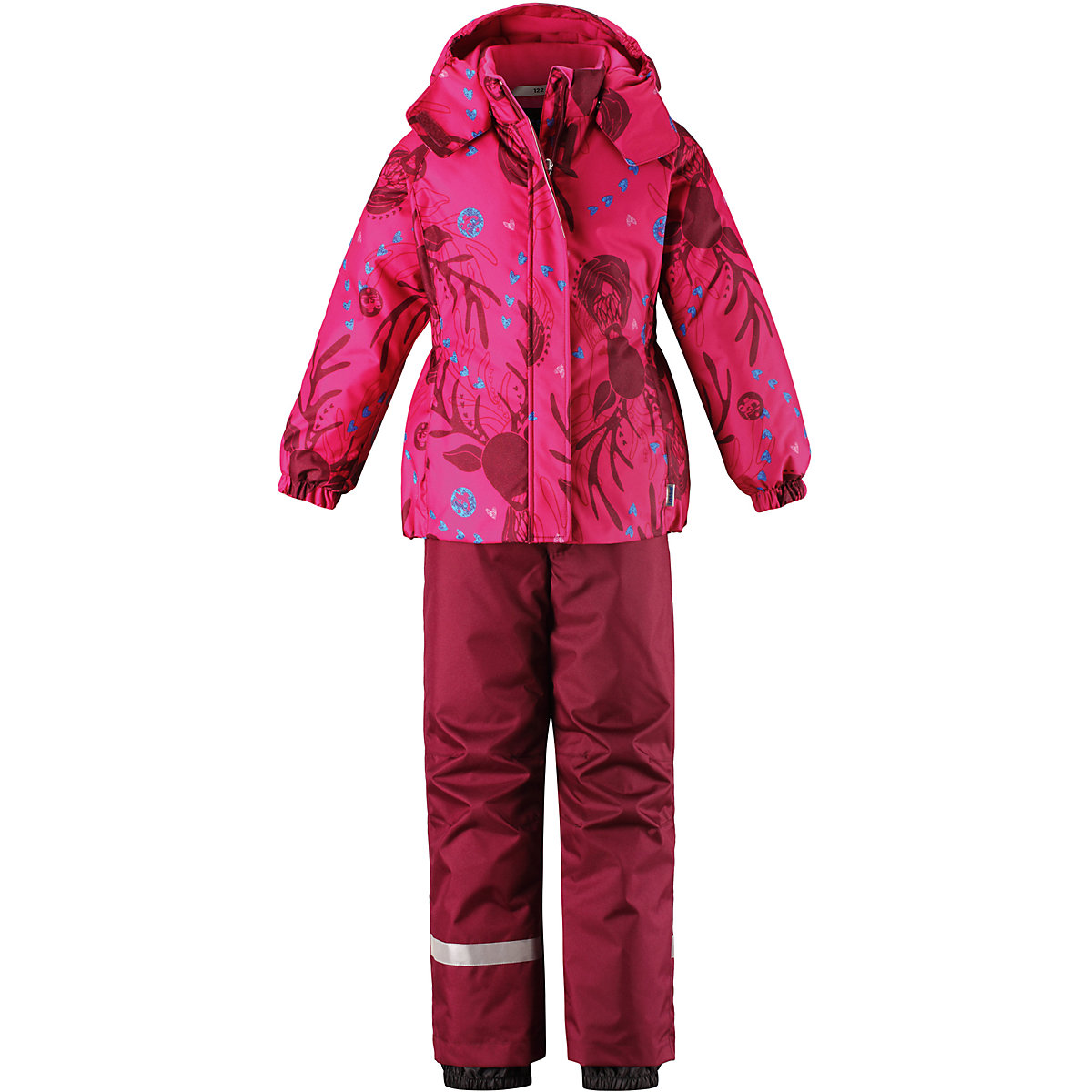 Children's Sets LASSIE for girls 8629350 Winter Track Suit Kids Children clothes Warm gsou snow brand winter ski suit men ski jacket pants waterproof snowboard sets outdoor skiing snowboarding snow suit sport coat