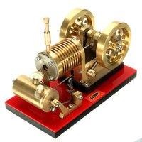 SH 02 Stirling Модель двигателя Обучающие Развивающие игрушки наборы обучающая игрушка подарок для детей наборы