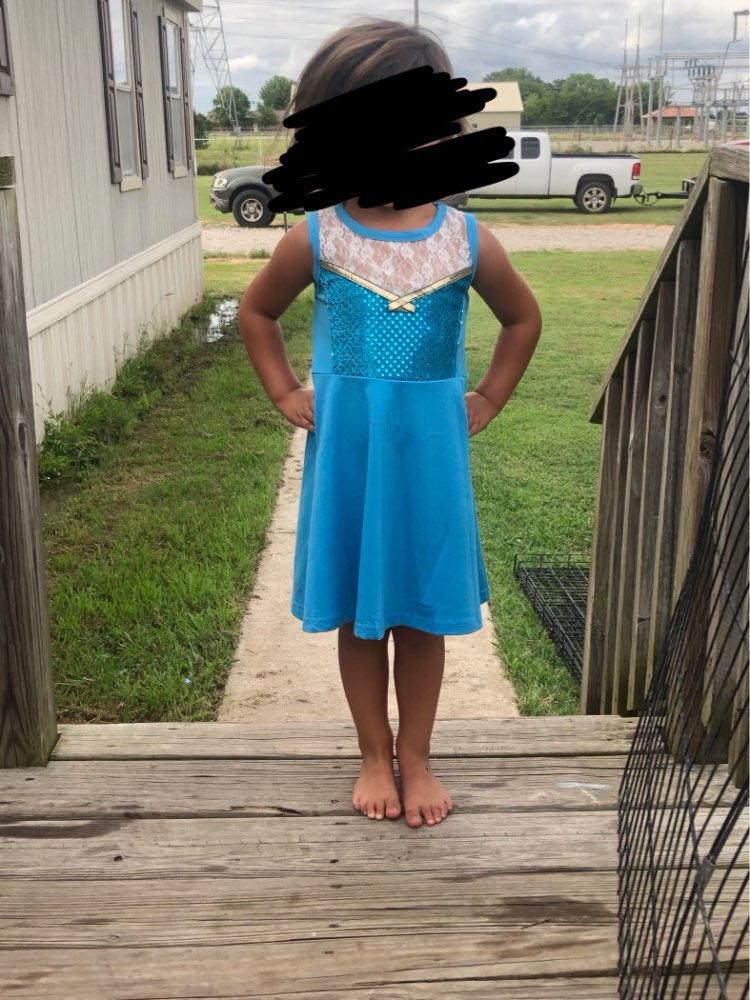 Vestidos Vestido Princesa Vestido