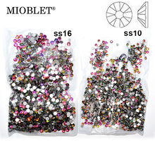 Hot Sell 1440pcs/pack SS3-SS16 Colorful Flame Nail Art Decoration Rhinestone Glitter 3d Manicure  DIY Flame Nail Design Tools 10pcs 3d nail jewelry decoration nails art glitter rhinestone for manicure green rose design nail accessories tools