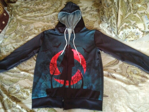 Naruto Akatsuki Hoodie photo review