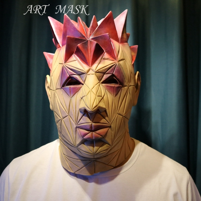 Aliexpress.com : Buy Halloween masks hoods lines characters masks ...