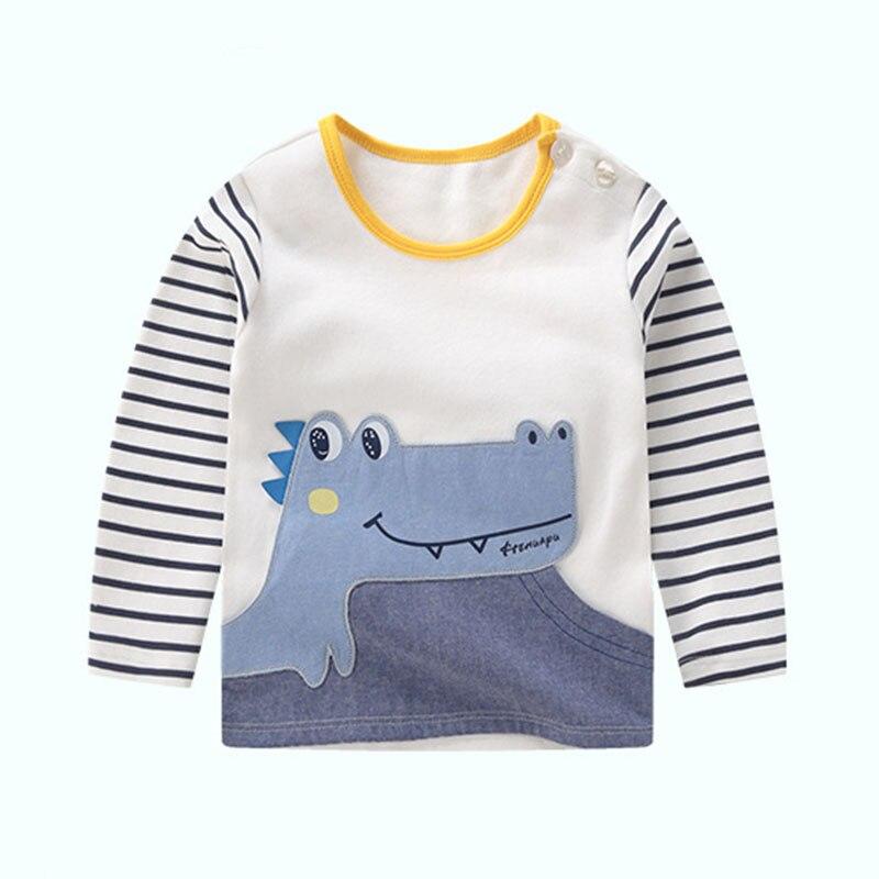 54923216c8 Kinder winter t shirt kleinkind mädchen jungen langarmshirts t shirt  mädchen kleidung t shirt kleidung baby shirts sweatshirt für kinder in  Kinder winter ...