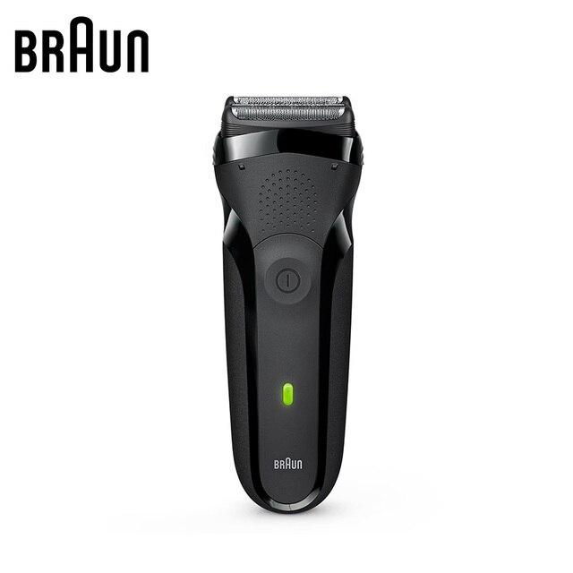 Электробритва Braun 300 s черный (6/756)