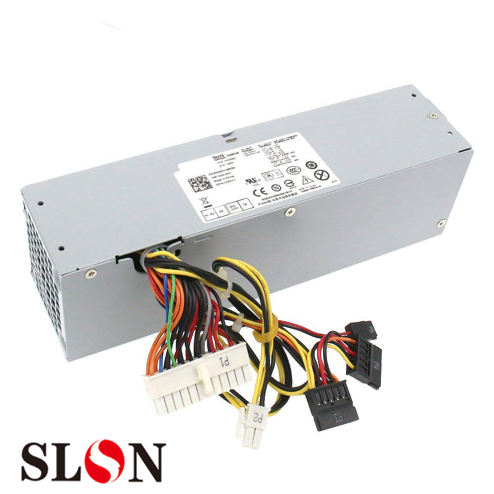 240W Power Supply Unit PSU for Dell OptiPlex 390 790 960 990 3010 9010 Small Form Factor System SFF H240AS-00 H240ES-00 D240ES-0 k345r 305w power supply for dell optiplex 980 f305p 00