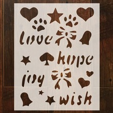 buy stencil alphabet letters and get free shipping on aliexpress com