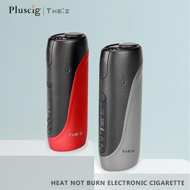 SMY Pluscig электронная сигарета Z Vape HNB до 20-25 непрерывная Smokable Совместимость с фирменным нагревом табачная палочка