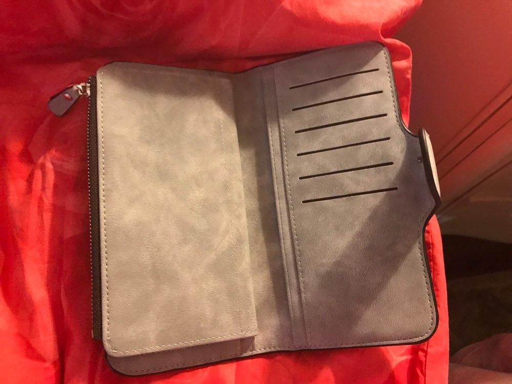 Wan Women Travel Passport Bag Credit ID Card Holders Cash Wallet Purse Documents Zipper Organizer Belt Unisex travel wallet 30# photo review