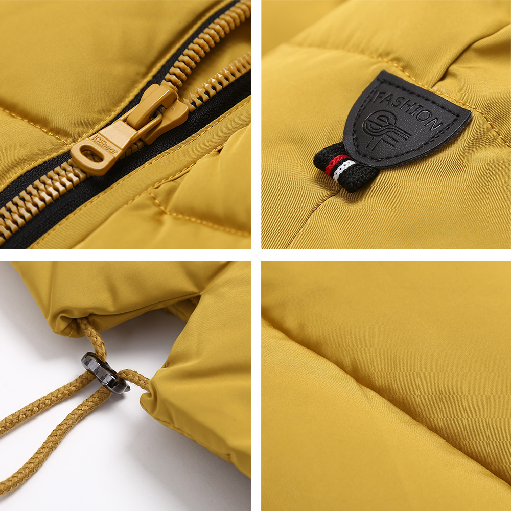 ICEbear 2017 Hot Sales Woman Coat Winter Brand Female Coats Fashion Jackets Thick Warm Down Jacket High-quality Parka 16G607D