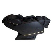 Integro массажное кресло (черное), 6 автоматических программ массажа, ИК-прогрев поясницы и сиденья, установка массажной зоны, Gess