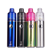 Original 5GVape Kool vape starter kit 1100mAh VW vape mod+1.8ml capacity RTA 22mm Electronic Cigarette цена