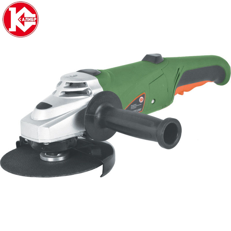 Kalibr MSHU-150/1200 Angle grinder polishing machine grinder power tool dremel red 220v electric grinder variable speed rotary power tool