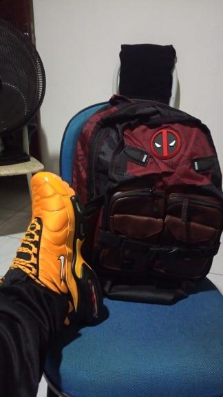 Mochilas Viagem Deadpool Maravilha