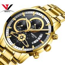 Relogios NIBOSI Top Brand Watches Men Luxury Brand Watches 2
