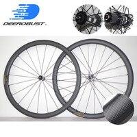 DT 350S Hubs 38mm x 25mm Aero U Shaped Road Bicycle Carbon Wheels 3k Matt Clincher Bike Wheelset Sapim CX Ray Spokes 20 24 Holes