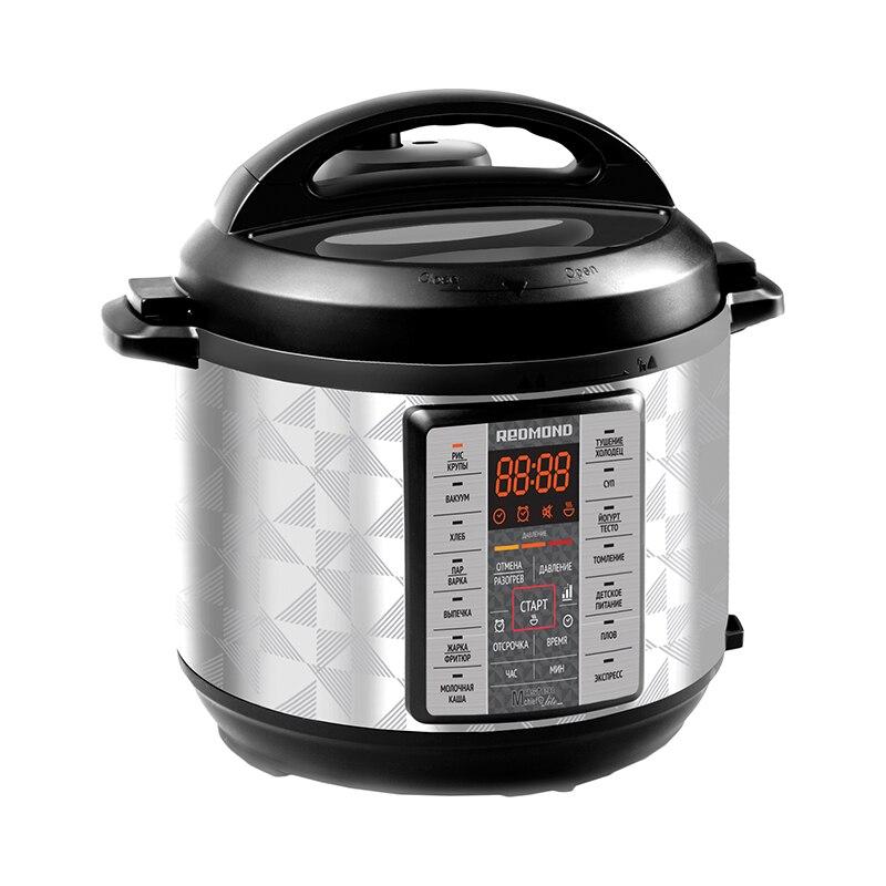 Multi Cooker REDMOND RMC-PM380 multivarka multivarki cooker multicookings multicooker