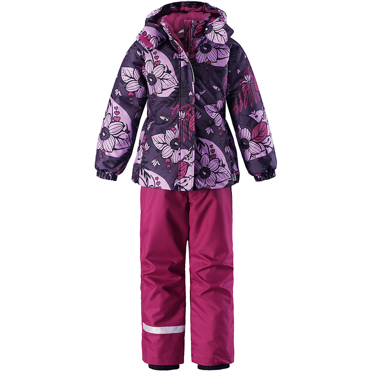 Children's Sets LASSIE for girls 7473427 Winter Track Suit Kids Children clothes Warm 2017 gsou snow women ski jacket pant outdoor sport wear skiing snowboard super warm suit cycling windproof waterproof suit set