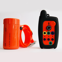 Водонепроницаемый пульт дистанционного управления собаки ошейник-бипер HUNTER 2000