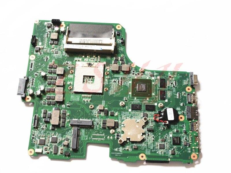 MBRH006001 DA0ZRHMB8E0 For font b Acer b font 5951 Laptop Motherboard HM65 Non integrated