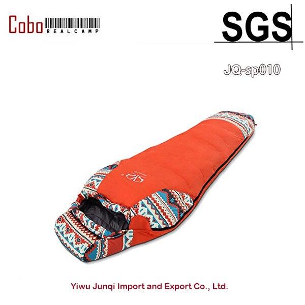 Sacs de couchage pour adultes de moins de 0 degrés 5Lbs sac de Compression imperméable à l'eau sac à dos hiver temps froid