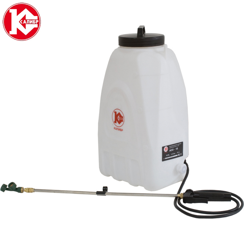 Kalibr ASO-18 heavy duty 15L garden sprayer