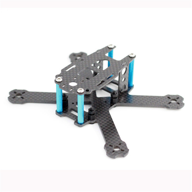 A max Cube135H 135mm Wheelbase 2.5mm Arm Carbon Fiber FPV Racing ...