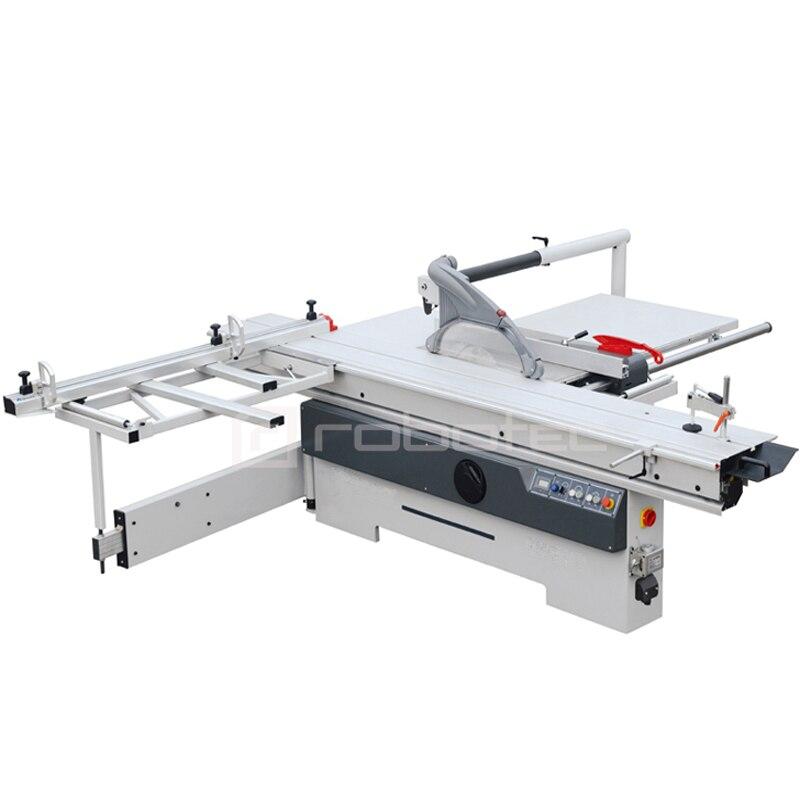 MJ6130TD scie à table coulissante à bois scie à panneau vertical scie à panneau coulissant de précision