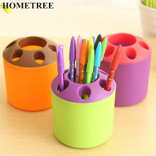 Фотография HOMETREE 2017 Hot Sale Special Porous Couple Reative Colorful Toothbrush Holder Toothpaste Mouthwash Multi-Function Desktop H115