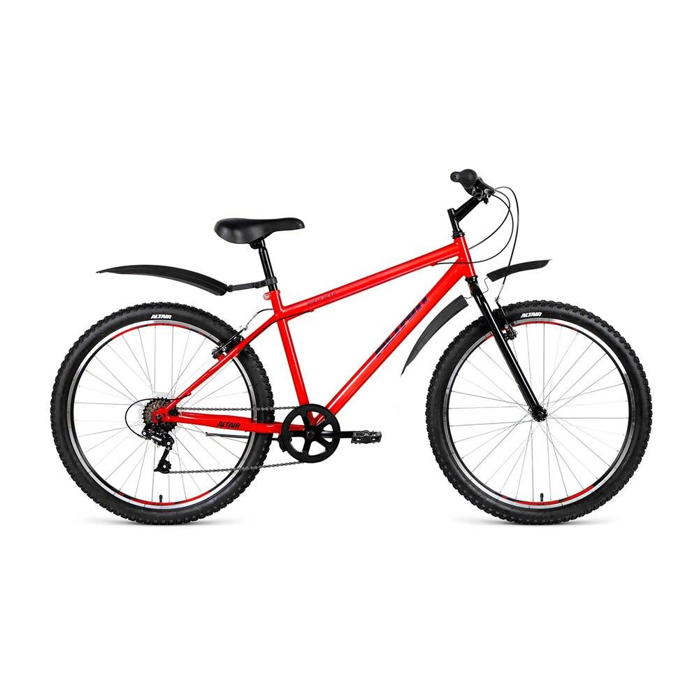 Велосипед Altair MTB HT 26 1.0 (рост 17) 2019 велосипед altair mtb ht 26 3 0 disc рама 19 черный