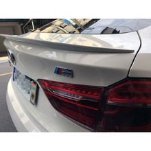 2015 2016 F16 X6 M-Styling ABS Plastic Unpainted Primer Car-Styling Rear Wing Lip Spoiler for BMW F16 X6 and X6M