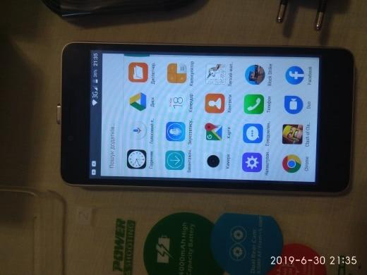 LEAGOO KIICAA Power 2GB 16GB Mobile Phone Android 7.0 5.0 Inch HD 8MP Dual Camera MT6580A Quad Core Fingerprint ID 3G Smartphone