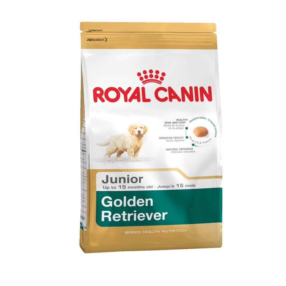 Puppy Food Royal Canin Golden Retriever Junior, 12 kg цена