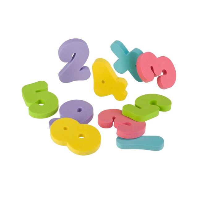 """Набор игрушек для ванной """"GENIUS"""" Happy Baby 32023"""