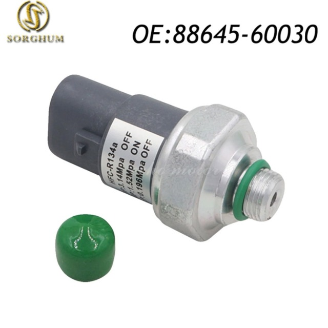 Ac Pressure Switch >> New 88645 60030 Ac Pressure Switch For Toyota Corolla Land Cruiser