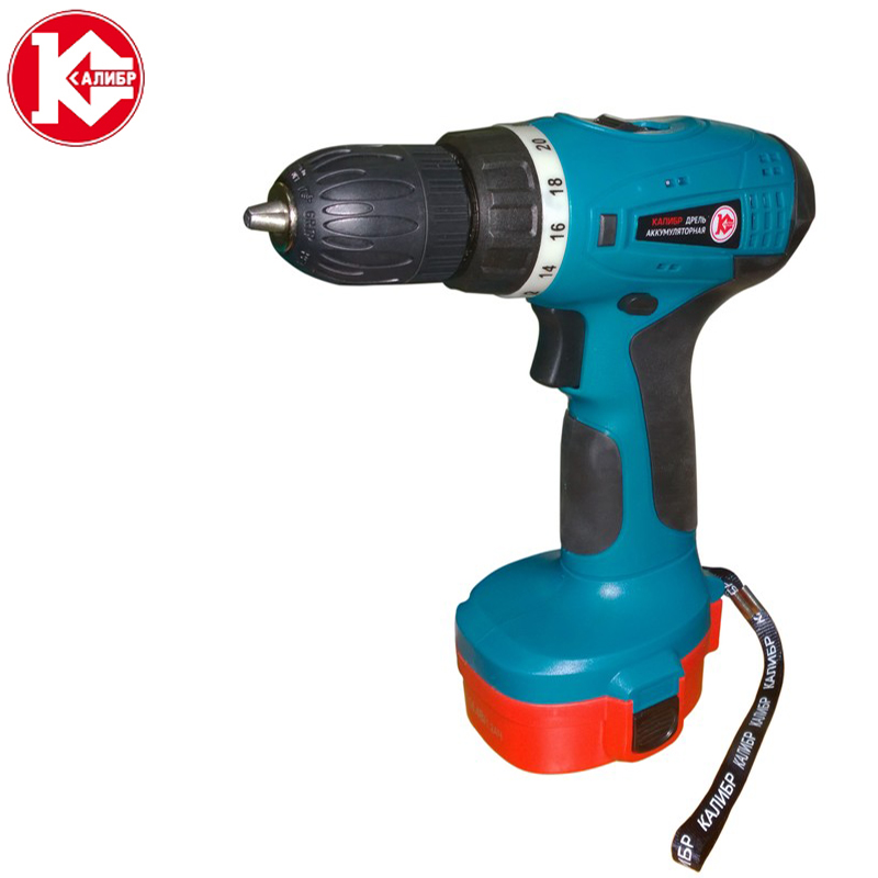 Kalibr DA-512/2+ Batteries drill 2 battery  Screwdriver Electric Cordless Drill power tools new electric drill cordless screwdriver rechargeable battery electric screwdriver parafusadeira furadeira tenwa power tools