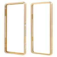 For Sony Xperia XA XA Dual Phone Case Slide On Metal Bumper Frame Cover For Sony