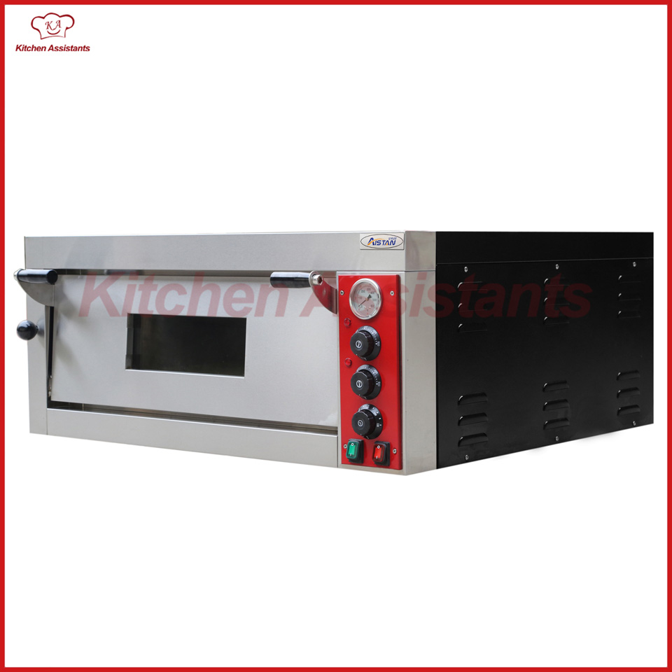 цена на EP4T Bakery Equipment/High Quality Electric Bread Baking Pizza Oven