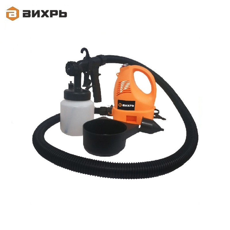 Electric spray gun EKP-700V Painting large parts Paint sprayer Surface dyeing machine Paintwork material application цены